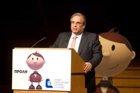 Ο Υφυπουργός Οικονομίας & Οικονομικών, Γ. Παπαθανασίου