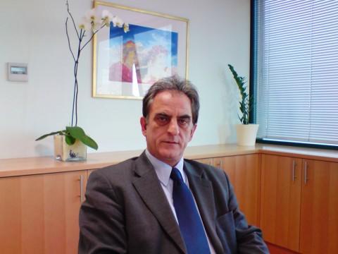 Ο νέος CEO της ΑΤΕ  Ασφαλιστικής, Αναστάσιος Παπανικολάου.