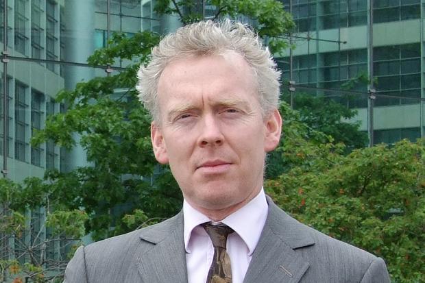 Mark Weil Διευθύνων Σύμβουλος Marsh UK