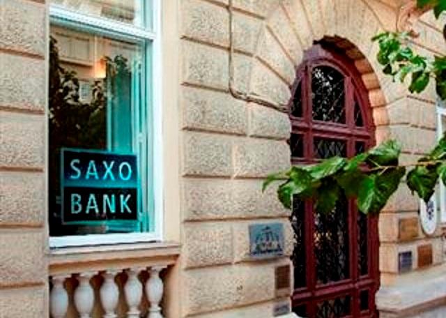 SaxoBank στην Αθήνα