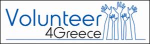 Volunteer 4Greece_logo