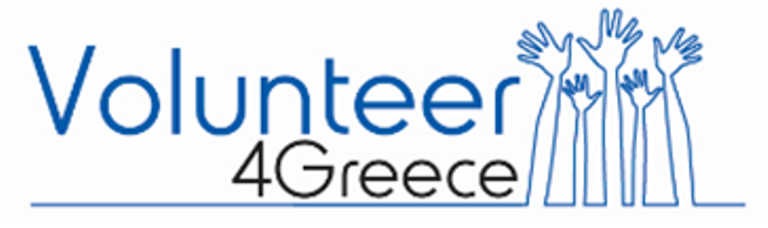 Volunteer 4Greece_logo