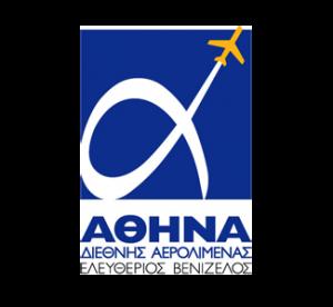 logo aerodromio athina