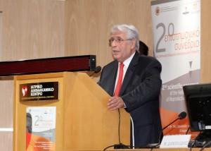 Πρόεδρος Γ.Αποστολόπουλος