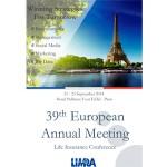 39ο Ετήσιο Ευρωπαικό Συνέδριο LIMRA