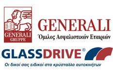 generali glassdrive