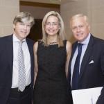 Ο Πρόεδρος της ΕΑΕΕ κ. Α. Σαρρηγεωργίου, η κ. Ν. Σταυρογιάννη, Πρόεδρος της Επιτροπής Νομικής Προστασίας της ΕΑΕΕ και ο κ. Ν. Μακρόπουλος, Πρόεδρος της Επιτροπής Δημοσίων Σχέσεων της ΕΑΕΕ