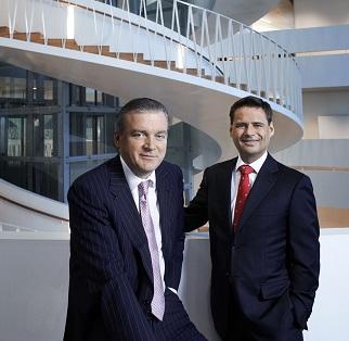 Saxo Bank CEOs_Lars Christensen & Kim Fournais