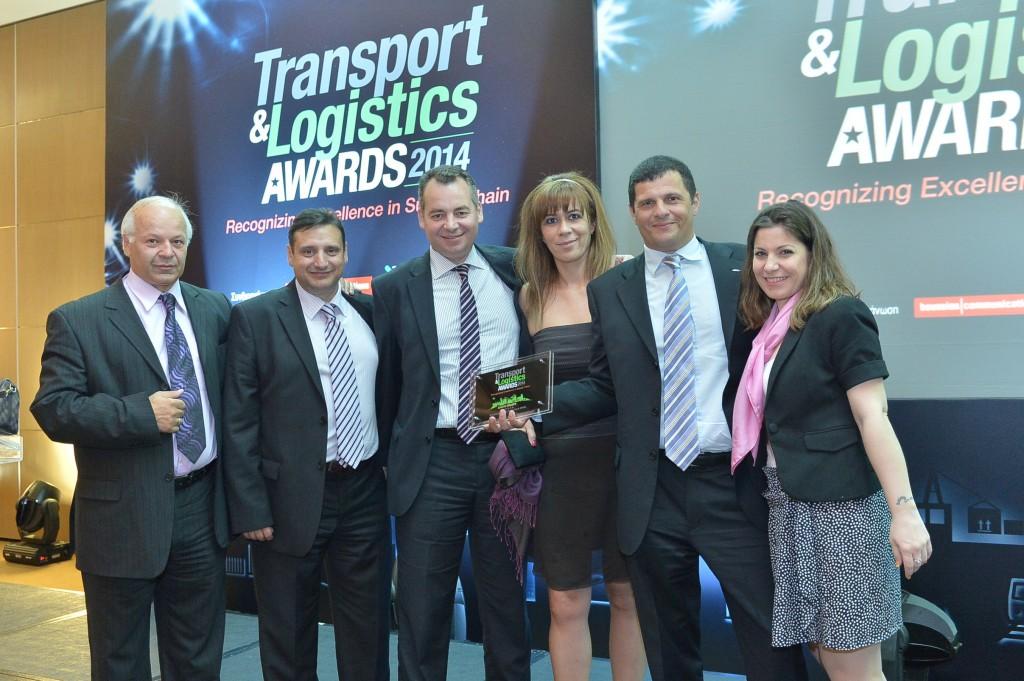 carglass_Transport & Logistics Awards 2014
