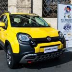 Το Fiat Panda Cross στο «Διαθρησκευτικό Αγώνα για την Ειρήνη»
