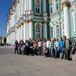 Η MEGA BROKERS στην Αγία Πετρούπολη!