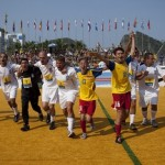 Στο 12ο Παγκόσμιο Κύπελλο street soccer η Εθνική Αστέγων, με την υποστήριξη της INTERAMERICAN