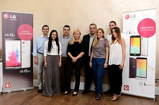 LG expanding in the Cypriot market