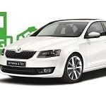 Νέα ŠKODA Octavia G-TEC Επίσημη Πρώτη Παρουσίαση στην  Έκθεση Αυτοκίνηση 2014