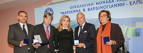 Σαρρηγεωργίου Μακρόπουλος Βαρδιωογιάννη Μαυρόγαλος Αντωνάκη
