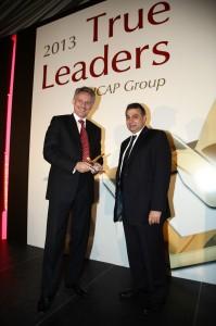 True Leaders 2013 award