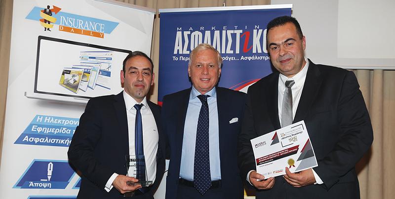Θ. Αντωνογεώργος, Ν. Μακρόπουλος & Μ. Παρλαμάς
