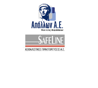 logos apollon & safeline