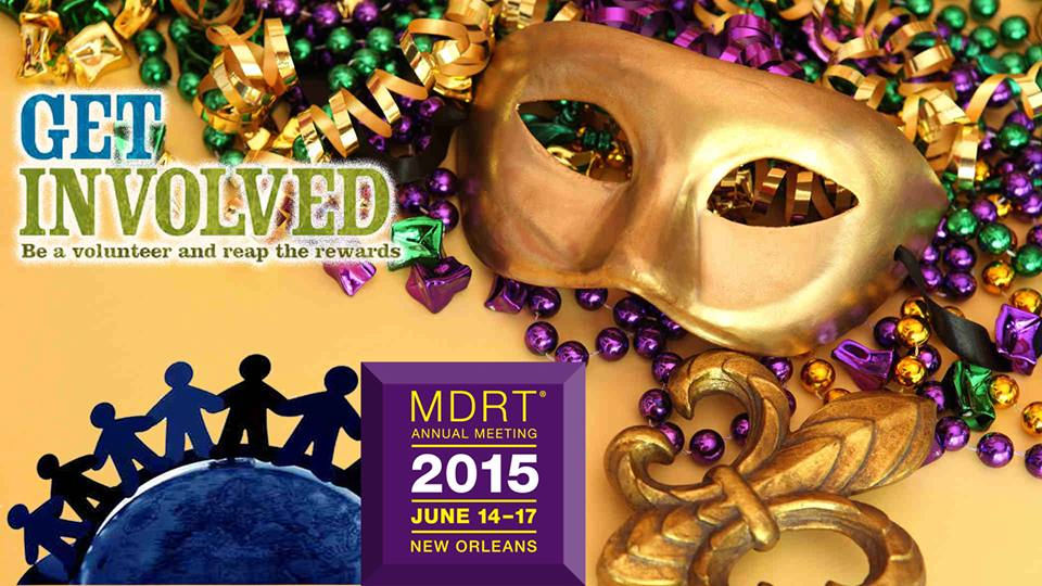 MDRT annual meeting 2015