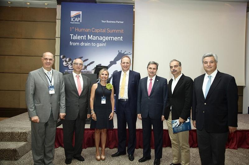 (από αριστερά) Οι κ.κ. Γ.Χάρος, Γ.Κούρτης, Τζ. Σεντούκα, Ν. Κωνσταντέλλος, Α. Παπαδημητρίου, Λ.Λαμπριανίδης & Μ.Μαδιανός.
