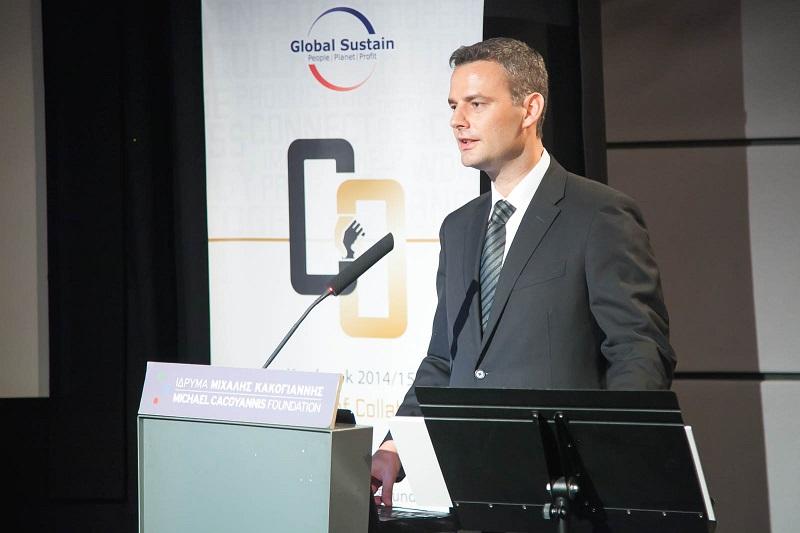 Μιχάλης Σπανός, Διευθύνων Εταίρος της Global Sustain