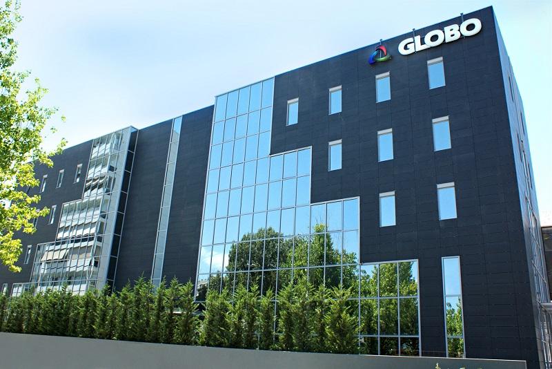 Globo κτίριο