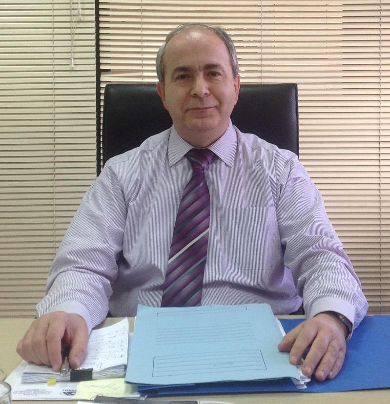 Ο Γεώργιος Καλπάκος, Διοικητικός και Οικονομικός Διευθυντής της ΔΥΝΑΜΙΣ Ασφαλιστική.