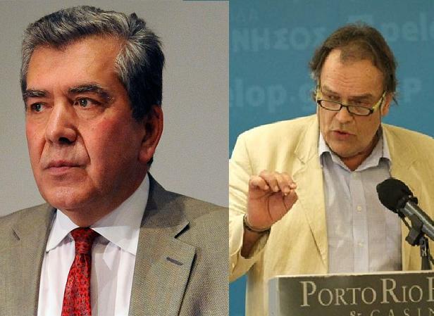 Μητρόπουλος και Νεφελούδης