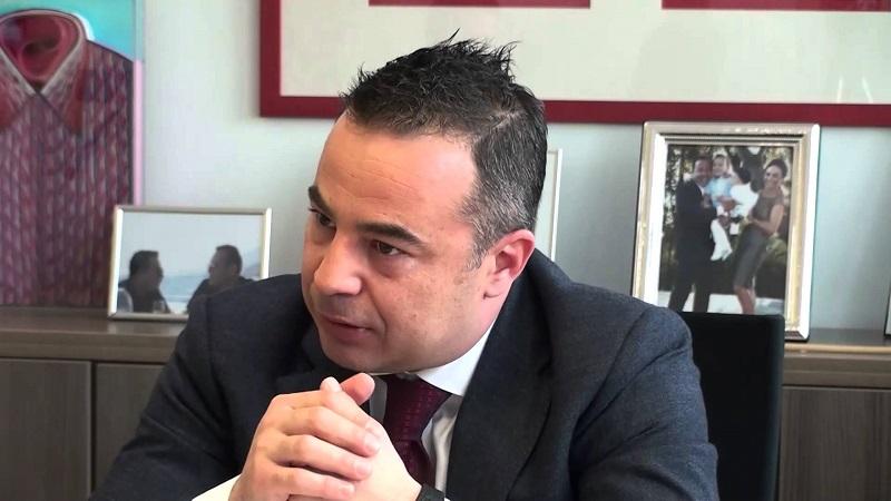 Δημήτρης Τσεσμετζόγλου