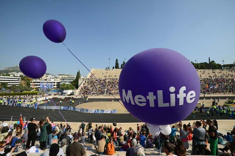 MetLife marathonios
