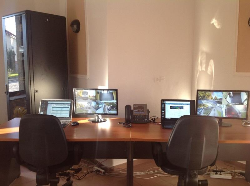 control room CityMobil2