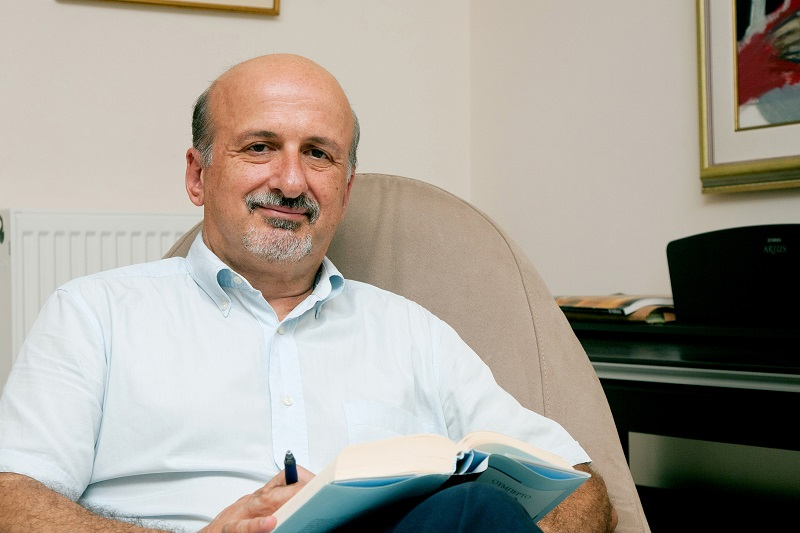 Καθηγητής Κωνσταντίνος Ζοπουνίδης
