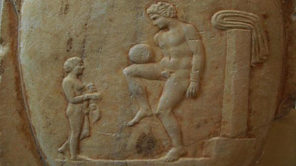 Ποδόσφαιρο στην Αρχαία ΕΛλάδα