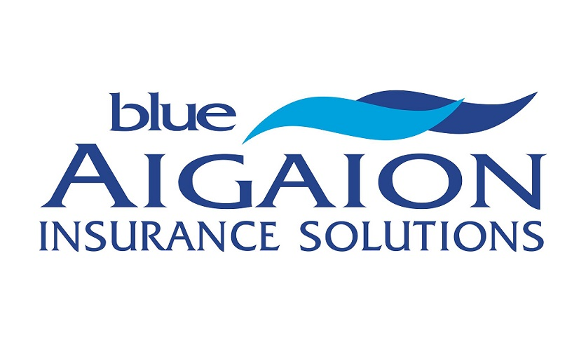 logo blue Aigaion