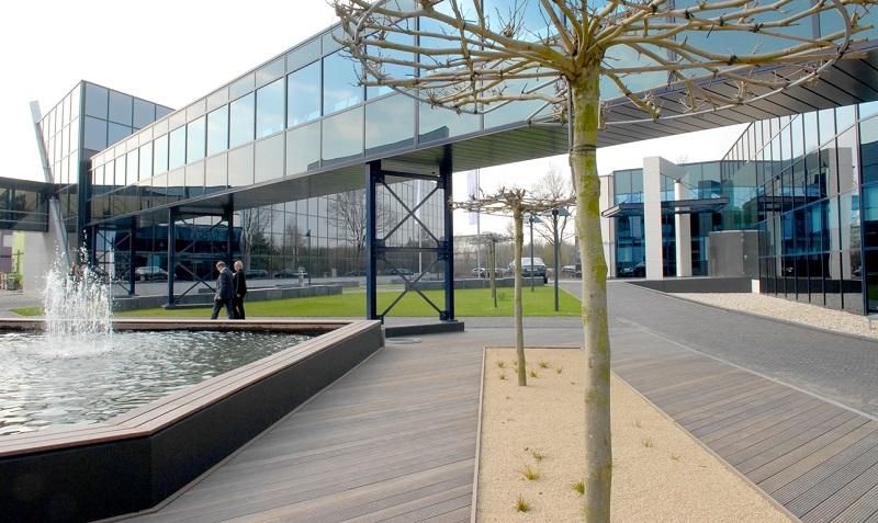 Τα κεντρικά γραφεία της ACHMEA (Zeist, Amsterdam)