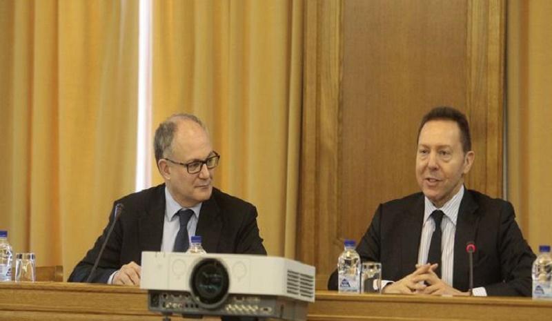 Συνάντηση Στουρνάρα με πρόεδρο επιτροπής οικονομικών και νομισματικών υποθέσεων - Insurancedaily.gr