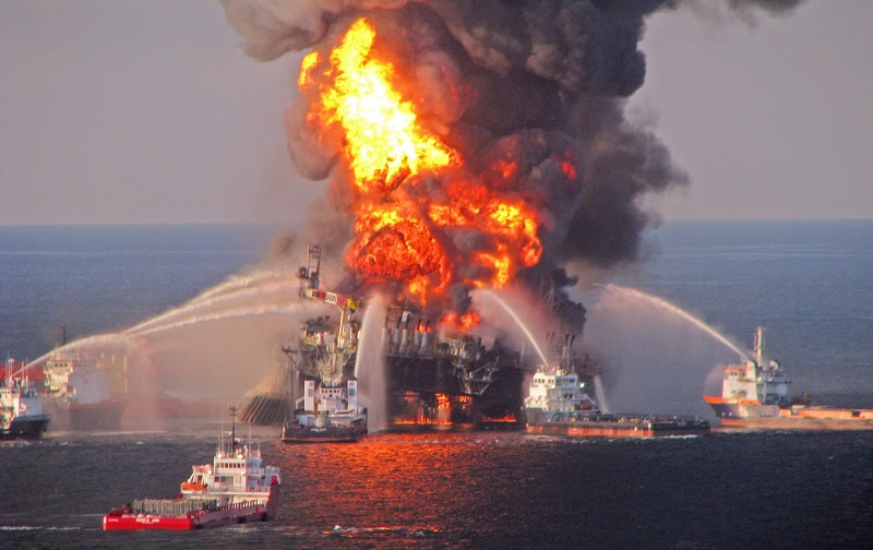 περιβαλλοντικές καταστροφές