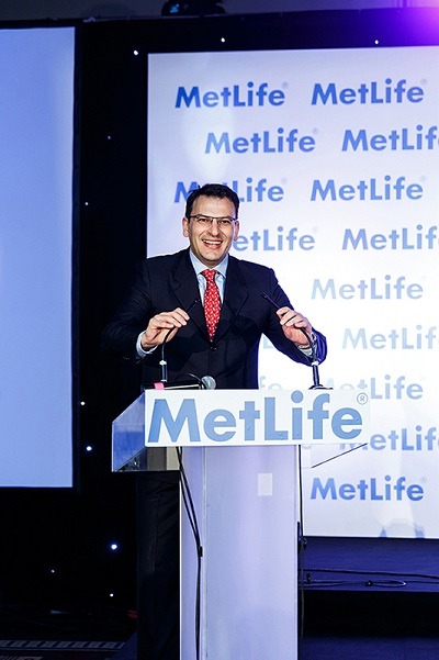 Γιώργος Ζερβουδάκης - MetLife
