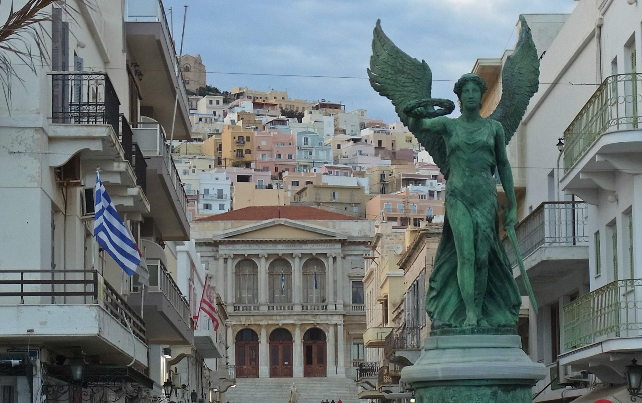 Syros_El._Venizelou_Ermoupoli