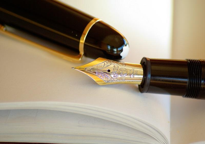 pen-fountain-pen-ink-gold