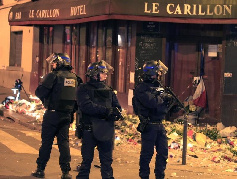 Τρομοκρατική επίθεση στη Γαλλία