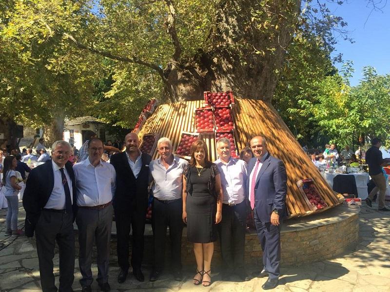 ΑΤΕ Ασφαλιστική: Χρυσός Χορηγός στον Εορτασμό των 100 χρόνων του Αγροτικού Συνεταιρισμού Ζαγοράς