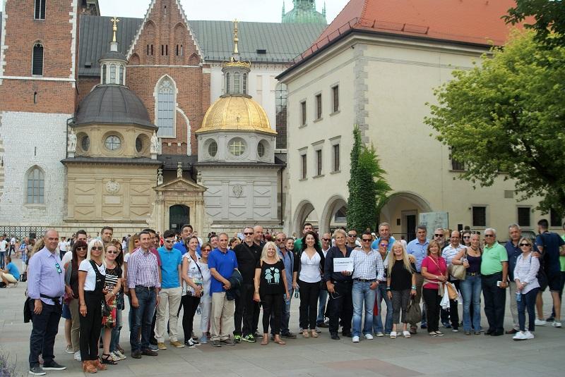 Η ΑΤΕ Ασφαλιστική επιβραβεύει «διπλά» τους Συνεργάτες της με ταξίδι σε Βαρσοβία-Κρακοβία