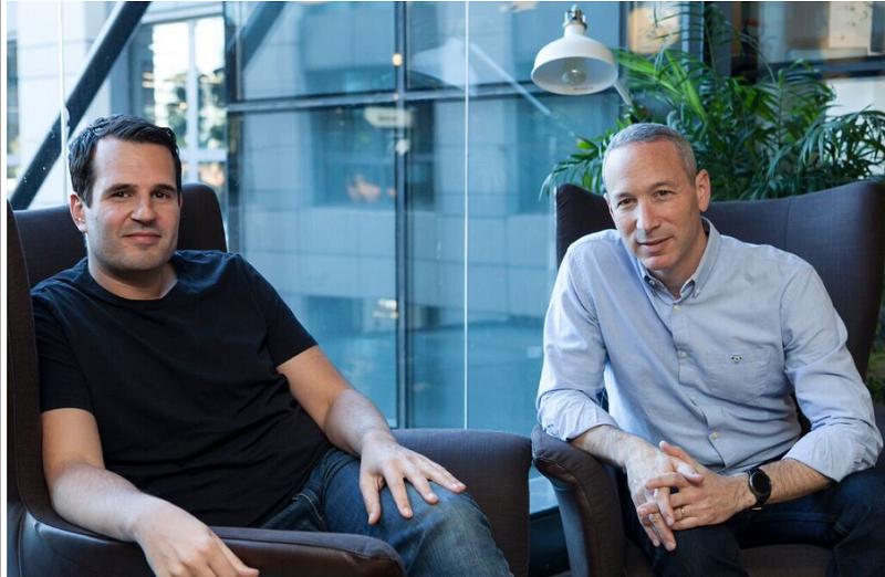 Shai Wininger και Daniel Schreiber, ιδρυτές της Lemonade