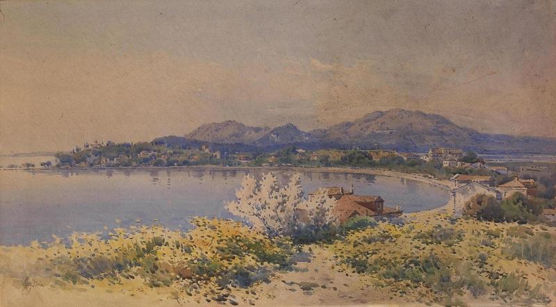 «ΣΤΟart ΚΟΡΑΗ»: Ακουαρέλες Κερκυραίων ζωγράφων του 19ου & 20ου αιώνα