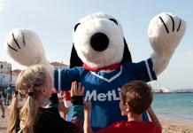 H MetLife στο Spetses Mini Marathon 2016