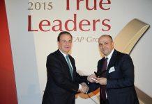 Η ERGO διακρίθηκε για 3η συνεχόμενη χρονιά ως TRUE LEADER για το 2015
