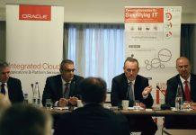 Η Oracle επενδύει σε Διεθνές Κέντρο Συμβουλευτικών Υπηρεσιών Ασφαλείας στην Ελλάδα