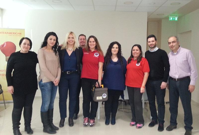 Στελέχη και Συνεργάτες της INTERAMERICAN εκπαιδεύτηκαν σε Πρώτες Βοήθειες