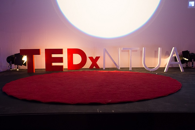 Η ΑΧΑ υποστηρίζει το TEDx NTUA του Εθνικού Μετσόβιου Πολυτεχνείου